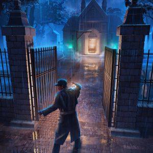 escape game le cimetière interdit