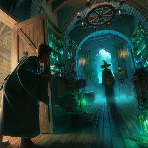 Escape game académie des sorciers