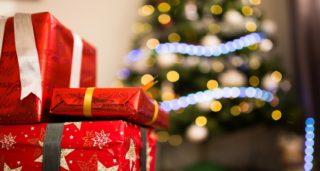 Christmas Presents Negative Space Cc0